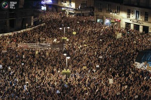 Madrid Protests
