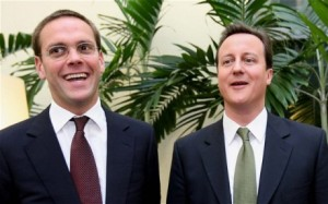 Cameron and Murdoch